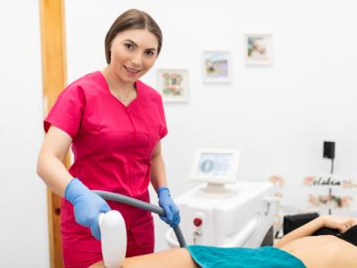 Epilare definitivă cu laser în clinica Elskin Beauty Clinic